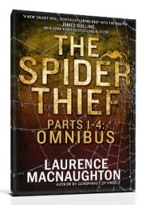 The Spider Thief Omnibus paperback