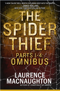 The Spider Thief, Parts 1 - 4: Omnibus