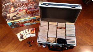 Pathfinder Card Game Custom Card Box