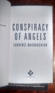 Conspiracy of Angels title page