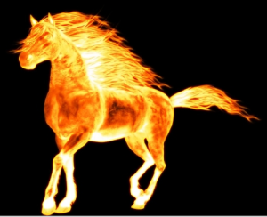 Flaming Horse of Doom
