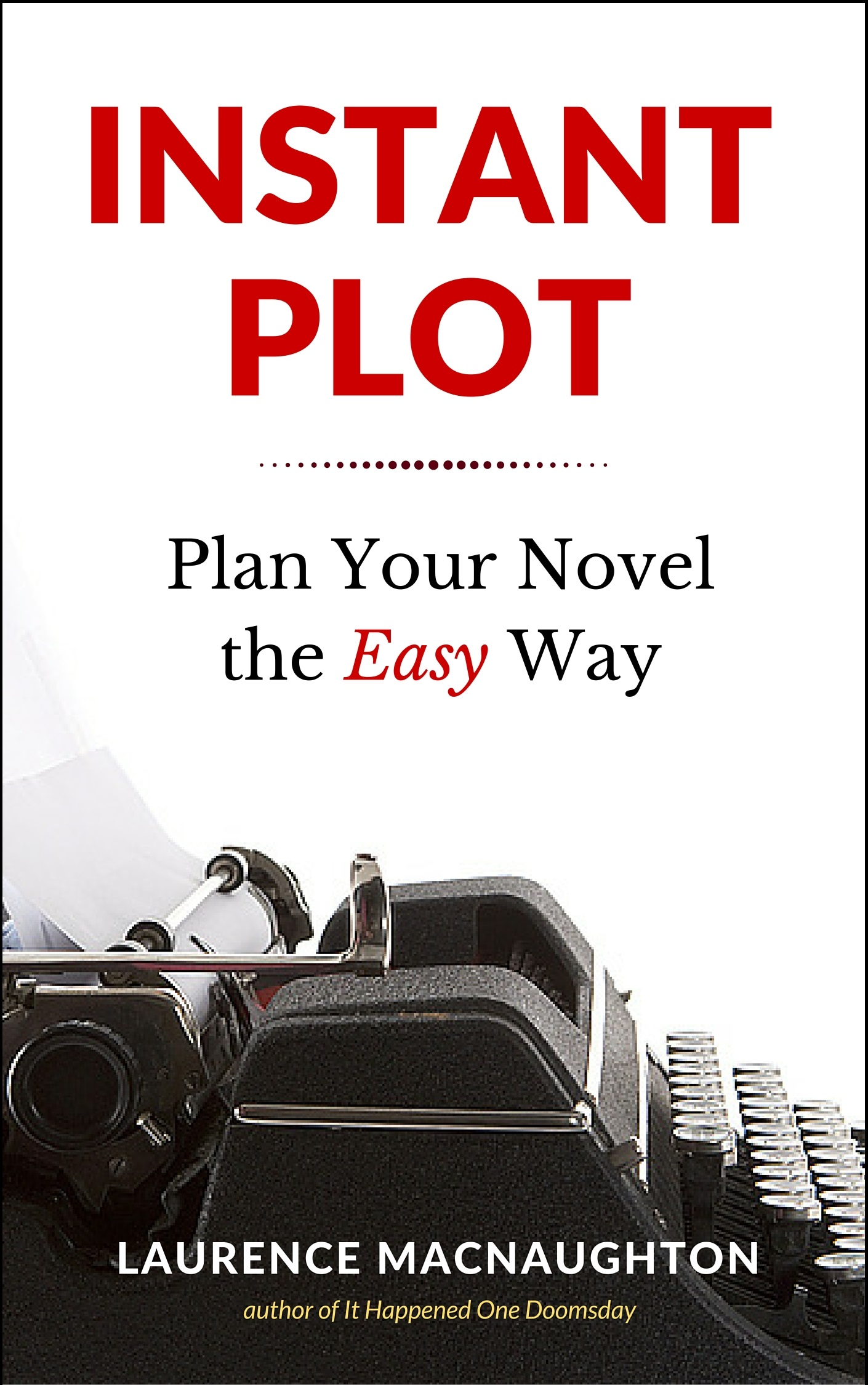 Which novel would be easiest to write about?