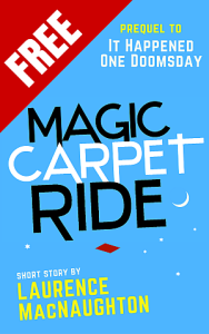 Magic Carpet Ride - new urban fantasy