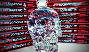 Crystal Head Vodka it happened one doomsday