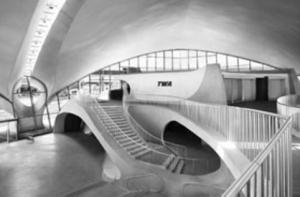 Mid-century Modern design in urban fantasy