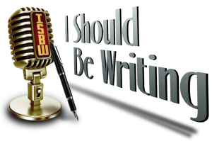 """Mur Lafferty's, """"I Should Be Writing: The Podcast for Wannabe Fiction Writers."""""""
