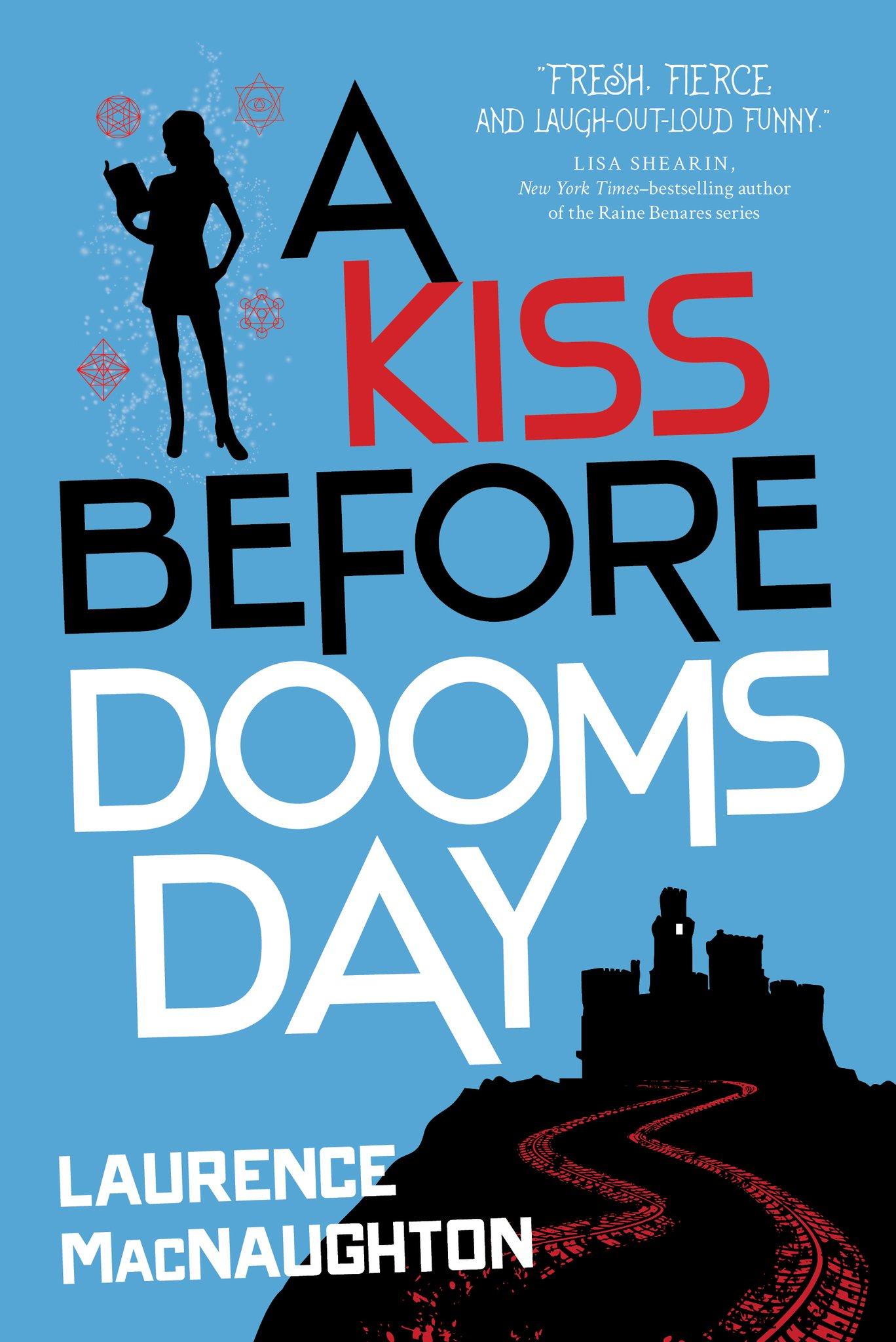 A Kiss Before Doomsday - Dru Jasper Book 2