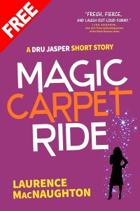 Magic Carpet Ride - a Dru Jasper urban fantasy series short story