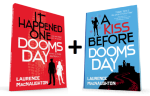 Win a signed paperback from Laurence MacNaughton