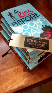 Tattered Cover bookmark