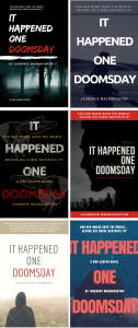 Canva book cover review- It Happened One Doomsday