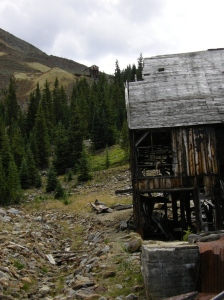Colorado Ghost Town