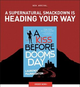 Science Fiction Book Club featured selection A Kiss Before Doomsday