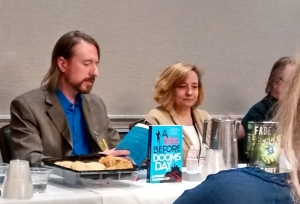MileHiCon49 2017 Laurence MacNaughton urban fantasy panel