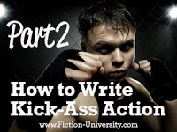 how to write action scenes p2