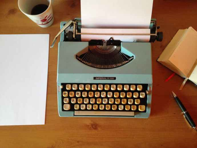 Writing Desk - how to write a novel