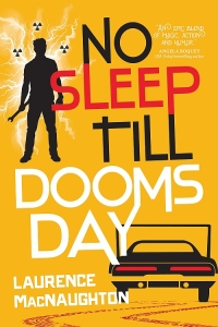 Dru Jasper book 3 - No Sleep till Doomsday
