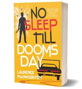 Dru Jasper book 3 - No Sleep till Doomsday