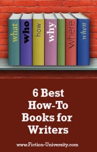 6 Best How-To Books for Writers blog image