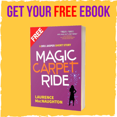 Get your free ebook Magic Carpet Ride urban fantasy short story