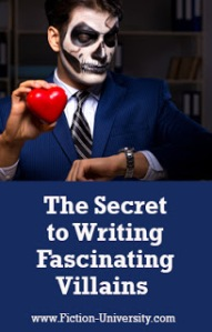 The Secret to Writing Fascinating Villains