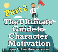 ultimate guide to character motivation part 2